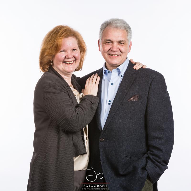 Kasteelbeheerders Helga en Arno Meens